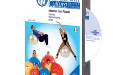 01923 Dvd Ginnastica Medica Esercizi Fitball